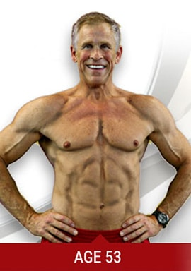 Mark Mcilyar's abs