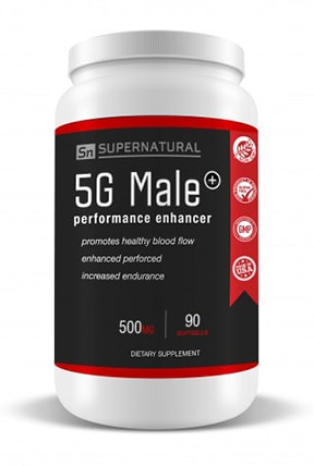 Bottle of 5G Male