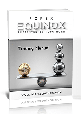 Image of Russ Horn's Forex Equinox Trading Manual